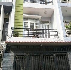 Nhà MTNB 10m KDC Bình Phú, 4x18m, 1 trệt 2 lầu sân thượng chỉ 85tr/m2