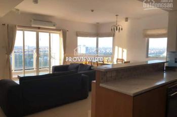 Căn hộ tầng cao giá tốt 2PN view sông River Garden cho thuê