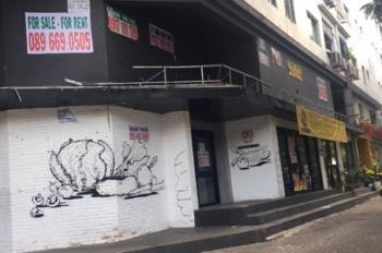 Cho thuê shop Hưng Vượng, mặt tiền Bùi Bằng Đoàn, Phú Mỹ Hưng, Quận 7