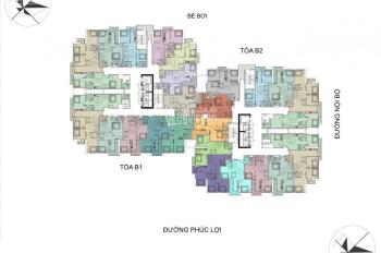 Chung Cư Ruby City CT3 Phúc Lợi sắp bàn giao nhà chỉ từ 900 triệu/căn - Hỗ trợ vay LS 0% - CK 5%
