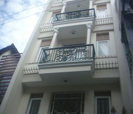 Chính chủ bán gấp nhà mặt tiền Cao Thắng - Nguyễn Sơn Hà, P. 5, Q3. DT 7x15m, 5 lầu, giá 23.3 tỷ