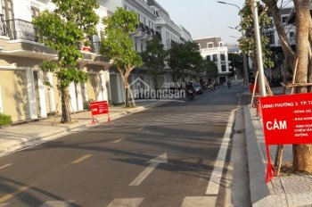 Cho thuê shophouse Vincom Tây Ninh 1 trệt, 3 lầu