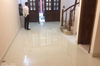 Cho thuê căn nhà trong ngõ 80 Lê Trọng Tấn, Thanh Xuân, Hà Nội, diện tích 60m2 x 4 tầng, ngõ ô tô