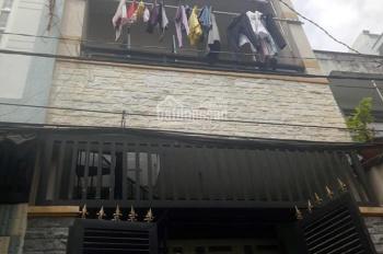 Bán nhà hẻm 287 Nguyễn Văn Luông, 5 x 14.5m, nhà 2 tấm, giá 5.1 tỷ