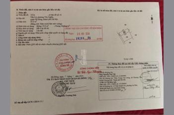 Bán đất thổ cư sổ đỏ chính chủ tổ 13 phường Yên Nghĩa, diện tích 55m2 giá 1.2 tỷ
