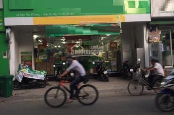 Nhà mặt tiền đường chính Lê Đức Thọ, Q. Gò Vấp, DT 6,5x15m, khu cực đông dân gần chợ An Nhơn