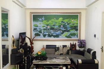Bán căn hộ tầng đẹp, nội thất nhà đẹp, giá lại siệu đẹp thuộc HH4 Linh Đàm, DT 63m2. LH: 0984646566