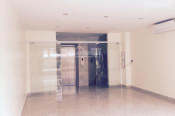 Cho thuê nhà mặt phố Xa Đàn vỉa hè rộng xe để thoải mái: 42m2 x 6 tầng thông sàn, mặt tiên 6,2m.