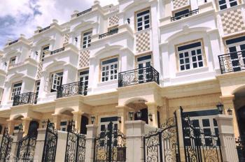 Nhà phố MT đường Tạ Quang Bửu, quận 8, DT 5x15m, 1 trệt 3 lầu. Liền kề khu Giai Việt, The Pegasuite