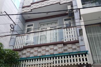 Cho thuê nhà mặt tiền nội bộ Quang Trung, gần chợ Hạnh Thông Tây