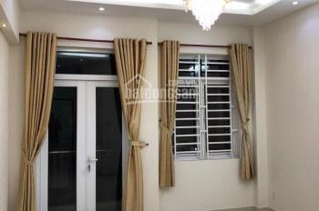 Cho thuê nhà nguyên căn 1 sẹc hẻm 6m đường Lê Văn Thọ, gần công viên Làng Hoa, P9, Q Gò Vấp
