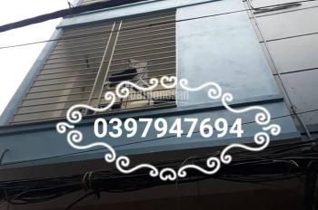 Bán CCMN tại Triều Khúc 50m2 ×6 tầng tại Triều Khúc; Thanh Xuân; Hà Nội.  LH 039.794.7694