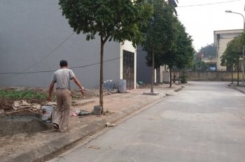 Tôi bán lô đất diện tích 50m2 sổ đỏ ngay cạnh Nhà văn hóa tổ Phúc Tiến phường Biên Giang Hà Đông