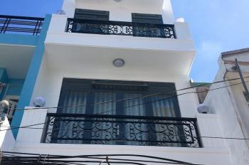 Chính chủ bán nhà đường Thống Nhất, p16, Gò Vấp 1 trệt, 3 lầu DT: 4x12m nội thất cao cấp sang trọng