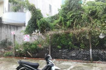 Bán đất biệt thự đường nội bộ 1011 313m2 (12,5 x 25m) ngay dự án căn hộ Giai Việt tại P5 Q8