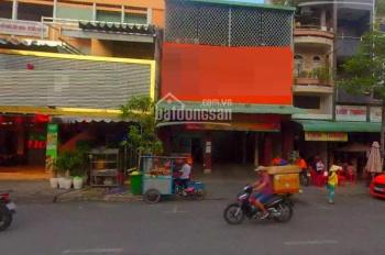 Mặt bằng cho thuê mặt tiền đường Lê Hồng Phong không vướng con lươn, P. 4, Q5