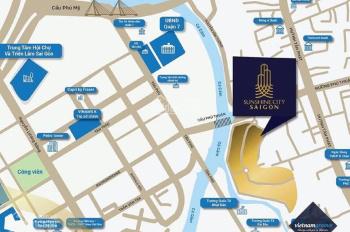 Căn hộ dát vàng theo công nghệ 4.0 lần đầu tiên có mặt tại Phú Mỹ Hưng