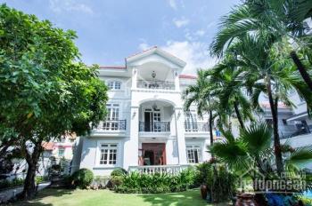 Bán biệt thự đường 41 phường Thảo Điền, quận 2 DTKV: 1187,8m2