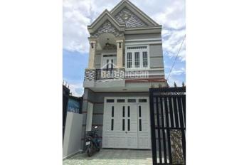 Nhà 1 trệt 1 lầu 5x20 Đường Vĩnh Lộc 6m Bình Chánh,0909360896