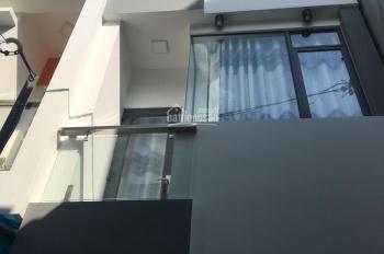 Bán nhà 3 lầu mới gần chợ Phạm Văn Hai, 3.5x14m, 5.6 tỷ