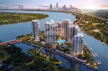 Bán gấp Căn 1 Phòng Ngủ dự án Đảo Kim Cương, View Sông Sài Gòn, View Hồ Bơi 2300m2 giá bán 3,2 tỷ