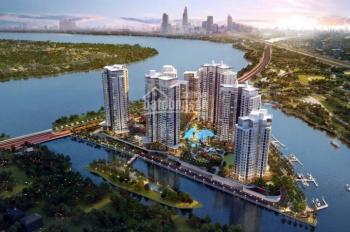 Bán gấp căn 3PN, 117m2, căn hộ Đảo Kim Cương, full nội thất, view trực diện hồ bơi 2300m2