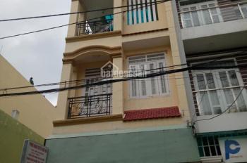 Cho thuê nhà mặt tiền Đường số 1 P7 Gò Vấp, (gốc Coop Mark Phan Văn Trị - Lê Đức Thọ) gần chợ căn c