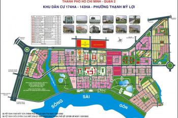 Chuyên nhà đất trung tâm hành chính quận 2 (Huy Hoàng, Thế Kỷ, Hưng Thịnh, khu 5, Phú Nhuận)
