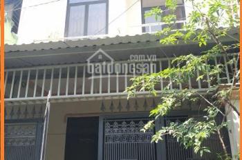 nhà nguyên căn hẻm 1 sẹt 5m đường bùi quang là DT:5X17 1 lầu sân thượng 2pn