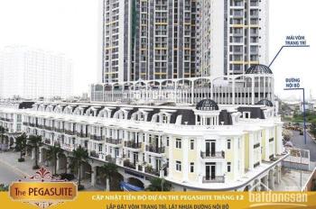 Bán gấp CHCC Pega Suite Q8 75m2 View hồ bơi tầng 11 giá 2.380 Tỷ,bao hết thuế phí,LH 09 09 08 3000