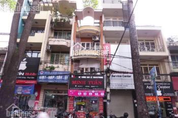 Bán nhà góc 2 mặt tiền đường Trần Nhật Duật, phường Tân Định, Quận 1 DT: 5x15m giá 19,3 tỷ