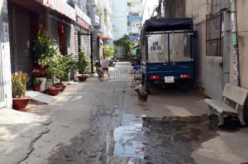 Bán nhà mặt kinh doanh đường Bình Long, quận Tân Phú