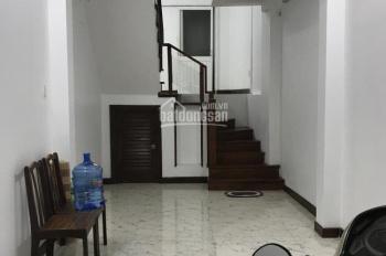 Đi nước ngoài có nhu cầu cho thuê nhà nguyên căn 4 tầng mở VP, dchi 381/50 Hoàng Văn Thu, Tân Bình