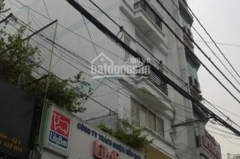 Bán nhà mặt tiền gần Trần Quang Diệu, Q3 hầm 6 tầng, HĐ 70tr/th DT: 4m x 21m, giá 15.5 tỷ