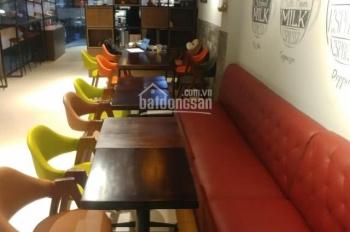 Sang nhượng quán coffee full nội thất máy móc, mặt tiền đường Đinh Tiên Hoàng Bình Thạnh 45tr/tháng