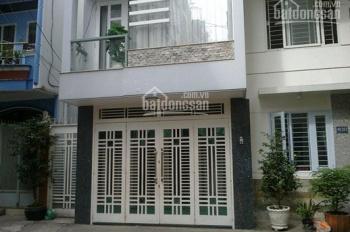Kẹt tiền cần bán gấp nhà hẻm Huỳnh Tấn Phát, Q7 giá 4 tỷ