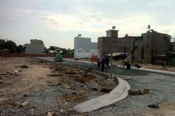 Cần bán lô đất đường Phạm Văn Chiêu, DT 75m2, sổ hồng riêng, 23tr/m2, xây dựng ngay, bao sang tên