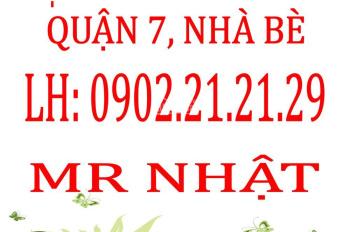 Bán nhà cấp 4 mặt tiền đường Nguyễn Thị Thập, P. Tân Phong, Quận 7, DT: 192m2, giá: 45 tỷ
