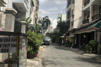 Bán nhà HXH 8m đường Thành Thái, Quận 10, DTCN: 100m2 GPXD: 6 tầng, giá bán 14.2 tỷ TL. 0938.828687