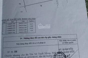 Bán đất Kinh Dương Vương, phường An Lạc, quận Bình Tân, 8x25m, 7,8 tỷ - 0915261263