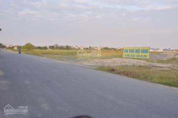 Cho thuê đất làm nhà xưởng, kho bãi, mặt bằng tại Hải Dương - 11.300m2 giá cho thuê đất rẻ