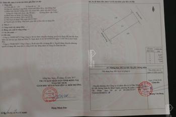 Gia đình tôi cần bán lô đất sau Lotte Biên Hòa, Đồng Nai, ngay chợ Long Bình, sổ hồng chính chủ