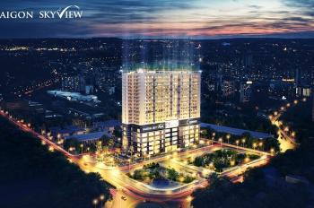 Cần tiền sang nhượng gấp Saigon Skyview, MT Tạ Quang Bửu, Q8