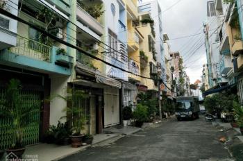Biệt thự mini hẻm 8m gần chợ Phạm Văn Hai, Tân Bình. DT: 7x13.3m trệt, 2 lầu 13 tỷ TL