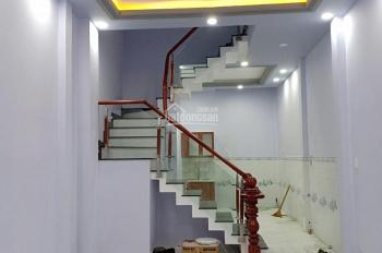 Bán nhà mới đẹp đúc 2 tấm 50 Chu Văn An P. Tân Thành, dt 4x15m vuông vức, giá 6.8 tỷ