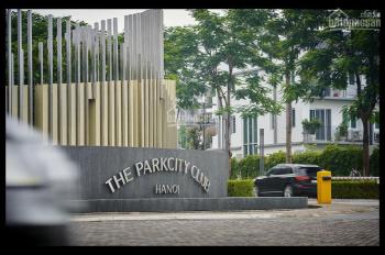 Cho thuê liền kề Parkcity Hà Nội 120m2, đầy đủ nội thất và dịch vụ siêu VIP