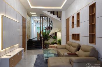 Bán nhà mặt tiền Đường số 4, P. 16, Q. Gò Vấp. 88m2, 5 lầu, siêu đẹp, giá chỉ 10 tỷ 5