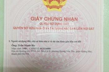 Tôi chính chủ cần bán căn hộ VP5 bán đảo Linh Đàm. Căn hộ 61m2, LH 0966 786 226
