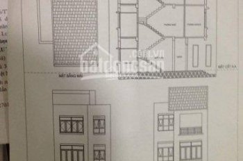Cần bán nhà liền kề dự án đầu ngõ 13 Lĩnh Nam, quy hoạch mở rộng 30m