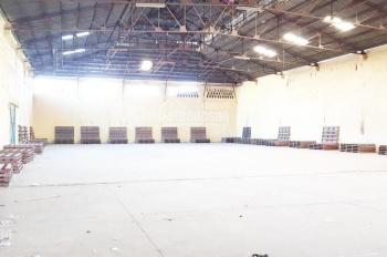 Cho thuê kho mặt tiền xe container vào tận nơi đủ diện tích 600 - 2700m2 đối diện Võ Văn Kiệt Q5